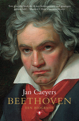 Beethoven - Jan Caeyers (hardcover) - Boekenmarkt de Markies