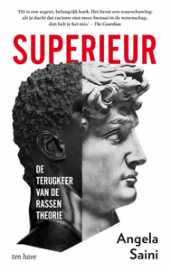 Superieur - Angela Saini - Boekenmarkt de Markies