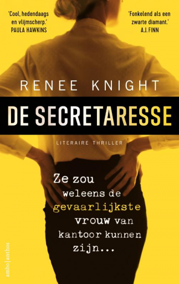 De Secretaresse - Renee Knight - Boekenmarkt de Markies