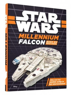 Millenium falcon workshop - Star Wars - Boekenmarkt de Markies