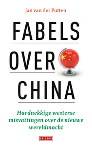 Fabels over China - Jan van der Putten - Boekenmarkt de Markies