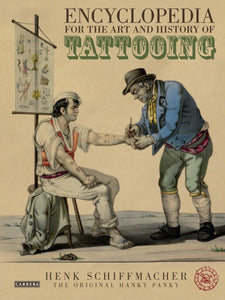 Encyclopedia for the art and history of tattooing - Boekenmarkt de Markies