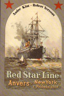 Red Star Line: Antwerps Vergane Glorie - Boekenmarkt de Markies
