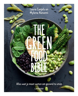 The Green Food Bible - Canjels en Natanni - Boekenmarkt de Markies