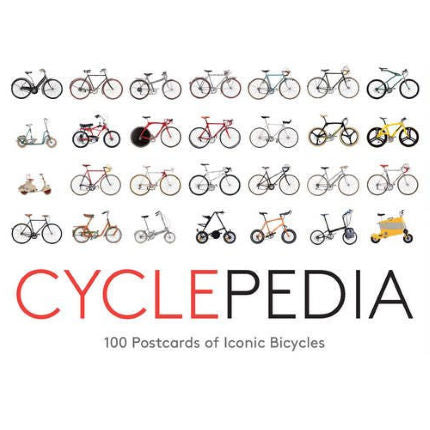 CYCLEPEDIA - Boekenmarkt de Markies