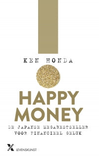 Happy money - Ken Honda - Boekenmarkt de Markies