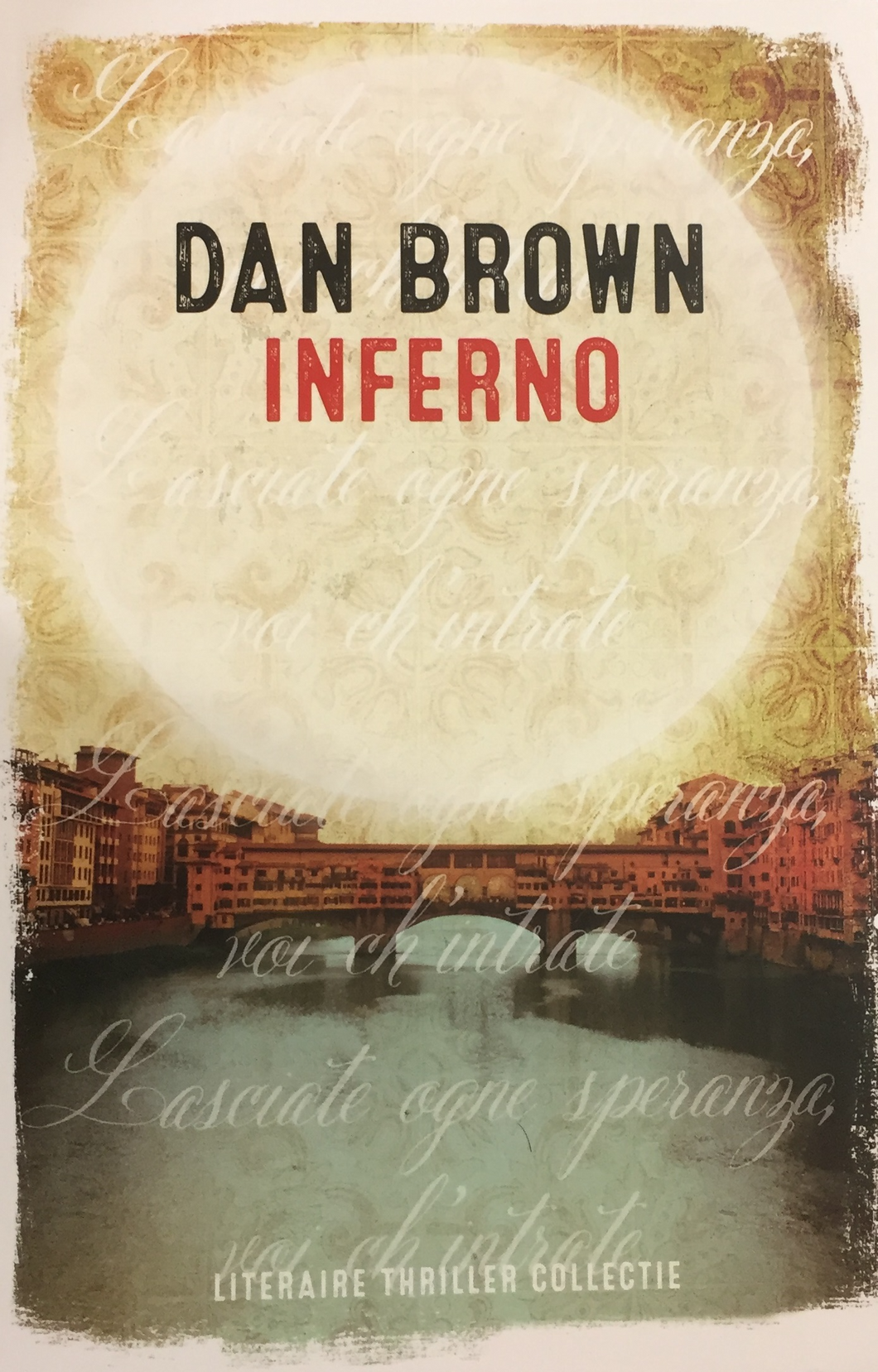 Inferno - Dan Brown - Boekenmarkt de Markies