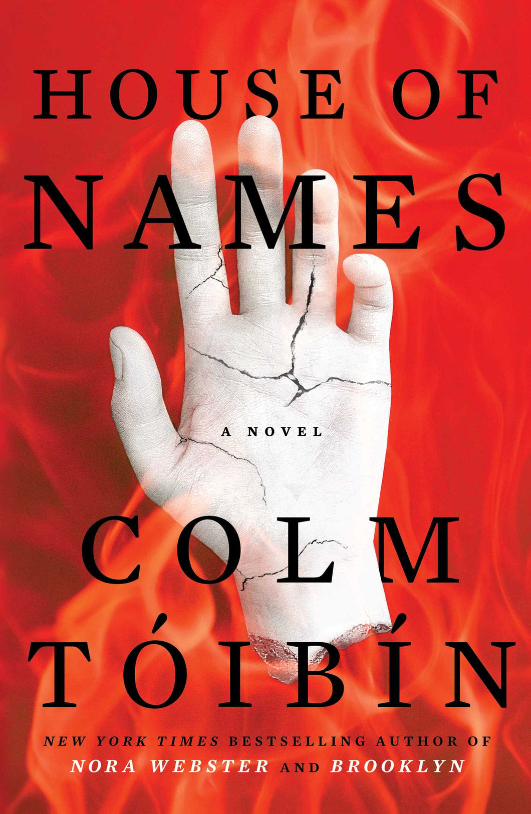 House of Names - Colm Tóibín (hardcover) - Boekenmarkt de Markies