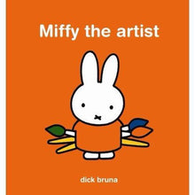 Afbeelding in Gallery-weergave laden, MIFFY the artist - Boekenmarkt de Markies