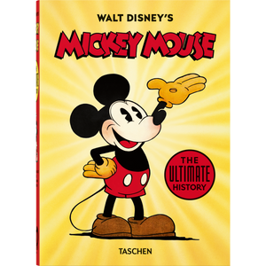 Walt Disney's Mickey Mouse The Ultimate History - David Gerstein & J. B. Kaufman & Daniel Kothenschulte - Boekenmarkt de Markies