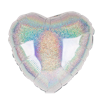 Iridescent Heart 18""