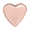 Rose Gold Heart XL