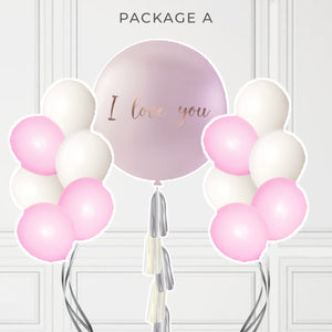 Balloon Package A