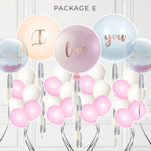 Balloon Package E