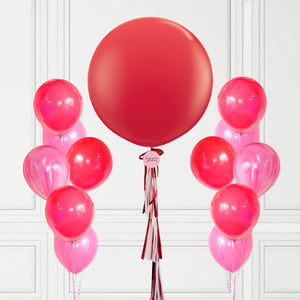 Vday Balloon Package A