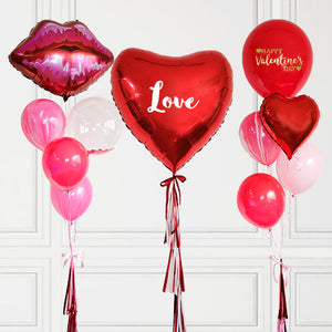 My Valentine Balloon Package