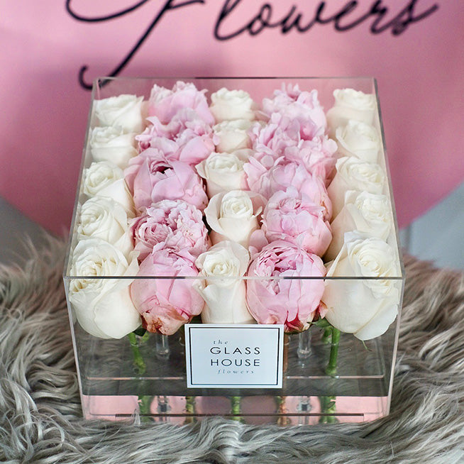 Roses and Peonies (Seal the Deal)