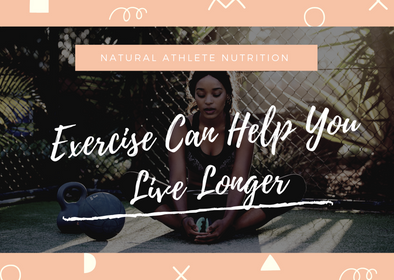 Exercise Can Help You Live Longer
