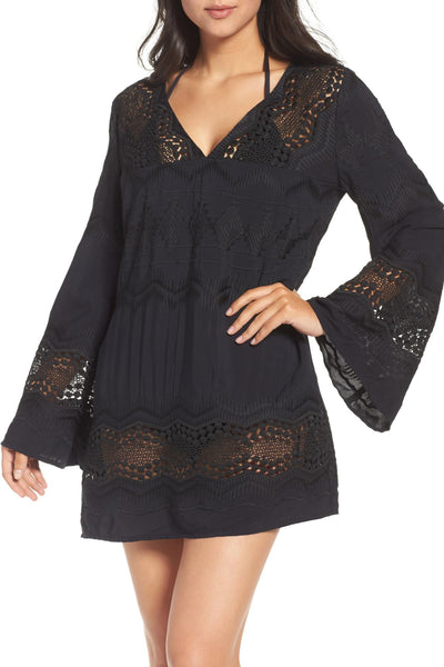 LA BLANCA Cover-Up Tunic