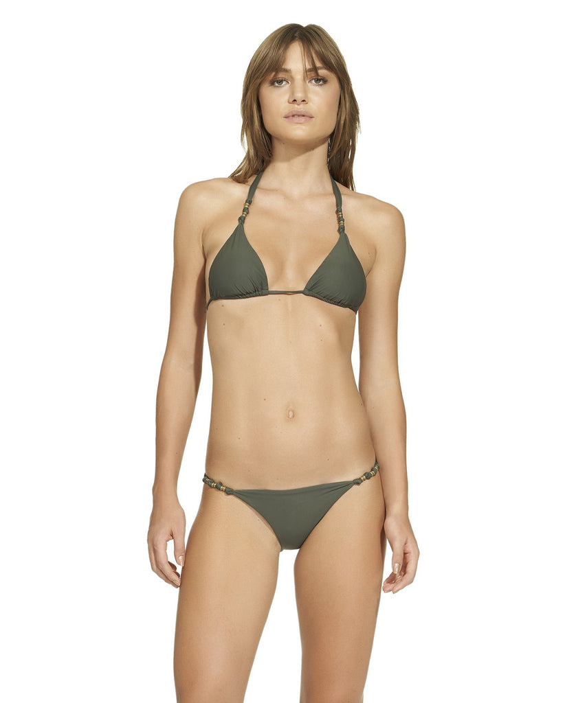 ViX Paula Hermanny Military Paula Bikini Top