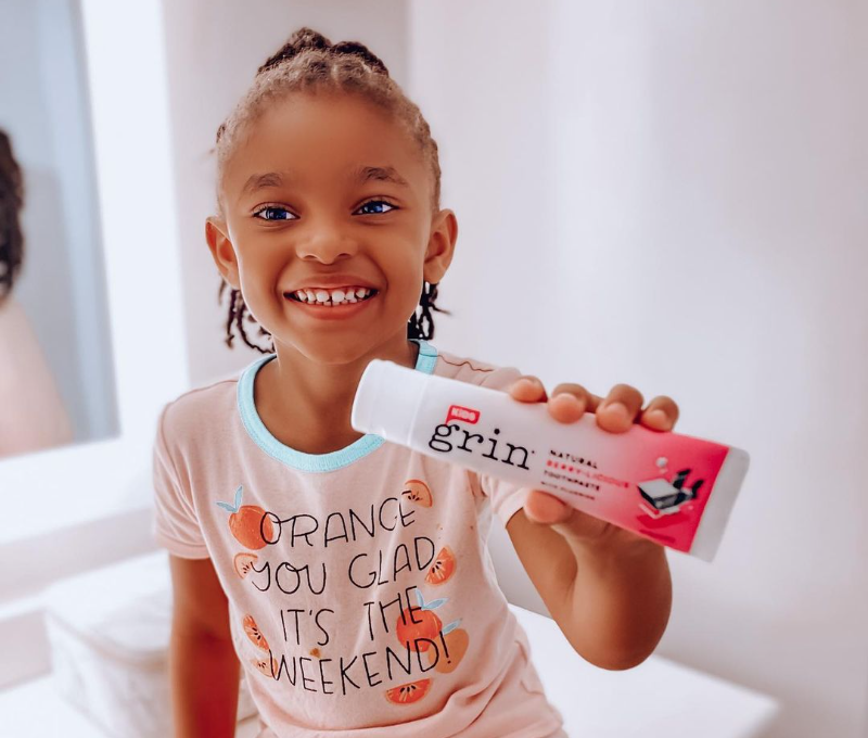 Grin Natural Kids Toothpaste