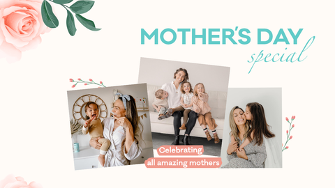 Mother's Day Special With Grin Natural