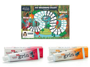 Grin Kids Toothpaste Starter Pack-Grin Natural US