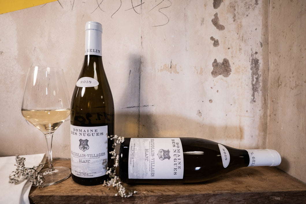 Beaujolais Villages AOC Chardonnay 2019 0,75 L