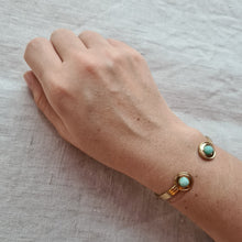 Load image into Gallery viewer, Pleasing Apatite Bracelet, Stainless steel