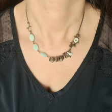 Load image into Gallery viewer, Natural Stones Necklace