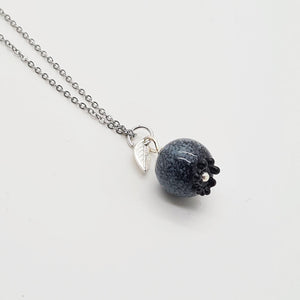 Blueberry Necklace