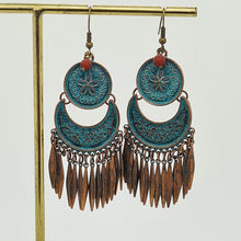 Load image into Gallery viewer, Ishtar Drop Earrings