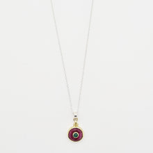 Load image into Gallery viewer, Graceful Red Silimanite Necklace