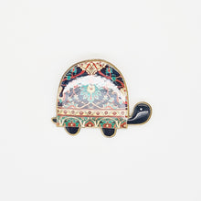 Load image into Gallery viewer, Caspian Turtle Brooch