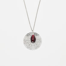 Load image into Gallery viewer, Pomegranate  Necklace, Single Seed