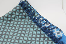 Load image into Gallery viewer, Anoush 100% Cotton Blue Scarf - Yalda Concept Store Persan