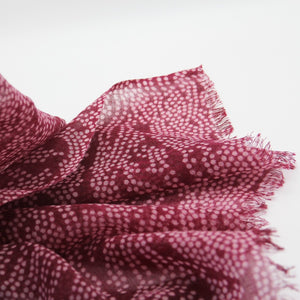 Anoush 100% Wool Light and Warm Scarf - Yalda Concept Store Persan