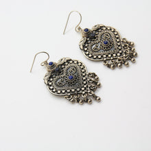Load image into Gallery viewer, Bohème Chic Lapis Lazuli Earrings - Yalda Concept Store Persan