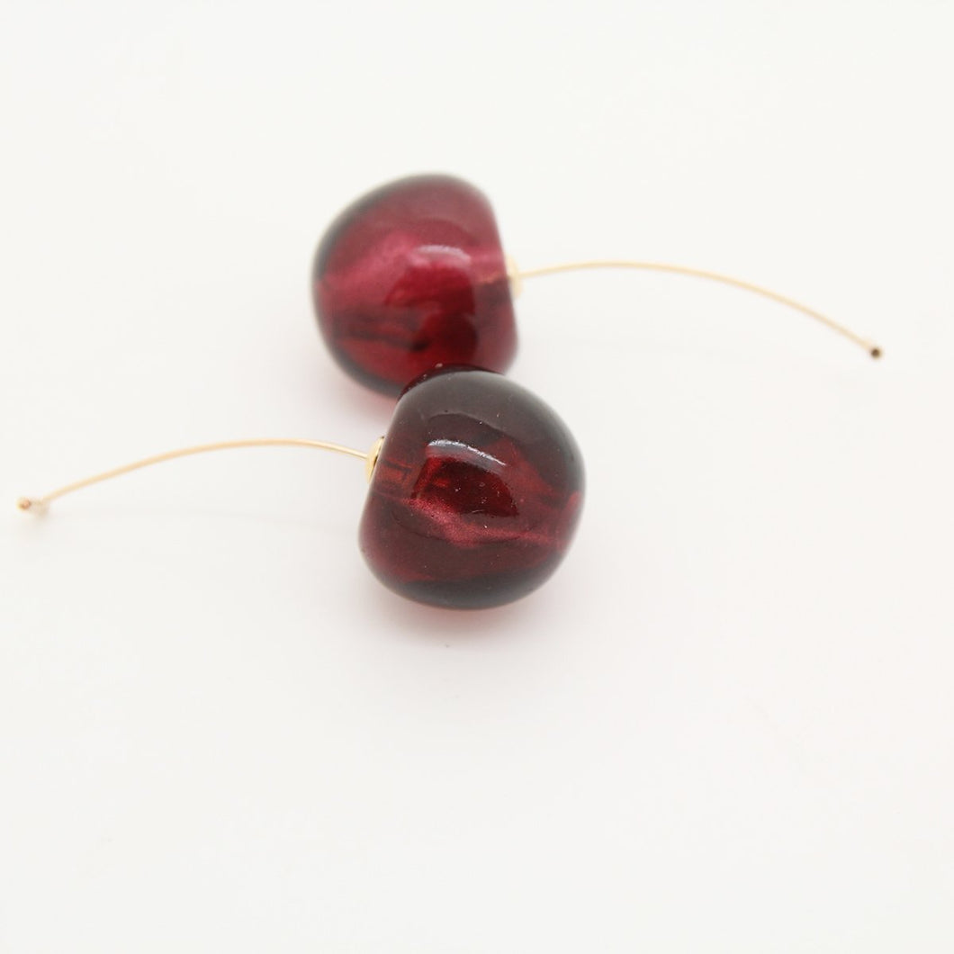 Cherry Earrings - Yalda Concept Store Persan