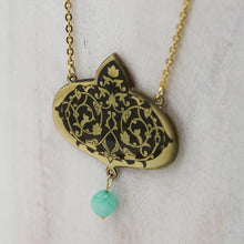 Load image into Gallery viewer, Delicate Patterns Necklace - Yalda Concept Store Persan