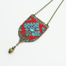 Load image into Gallery viewer, Fine Hand Embroidered Necklace - Yalda Concept Store Persan