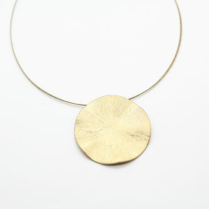 Fine Round Necklace