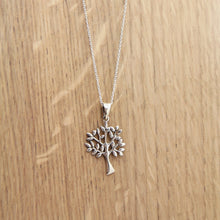 Load image into Gallery viewer, Poetic Tree Necklace - Yalda Concept Store Persan