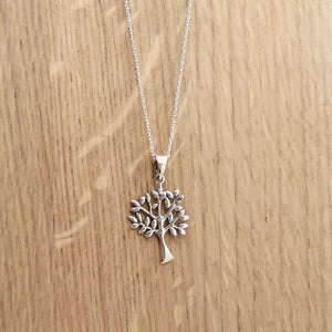 Poetic Tree Necklace - Yalda Concept Store Persan