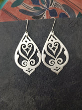 Load image into Gallery viewer, Sterling Silver 925 Dangle Earrings - Yalda Concept Store Persan