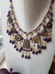 Unique Necklace - Yalda Concept Store Persan