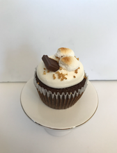 Load image into Gallery viewer, S'mores Cupcake
