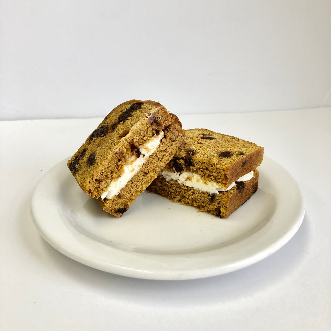 Chocolate Chip Pumpwich
