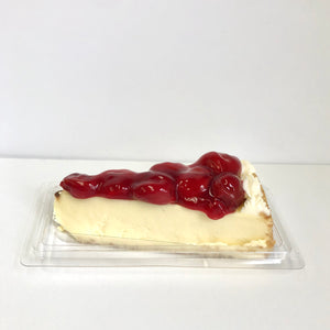 Slice - Cherry Delight Cheesecake