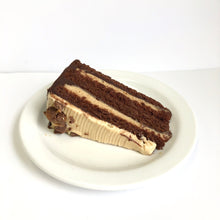 Load image into Gallery viewer, Chocolate Peanut Butter Mousse Cake